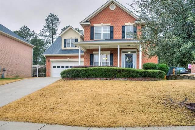 1415 Hampton Street, Evans, GA 30809 (MLS #466139) :: Shaw & Scelsi Partners