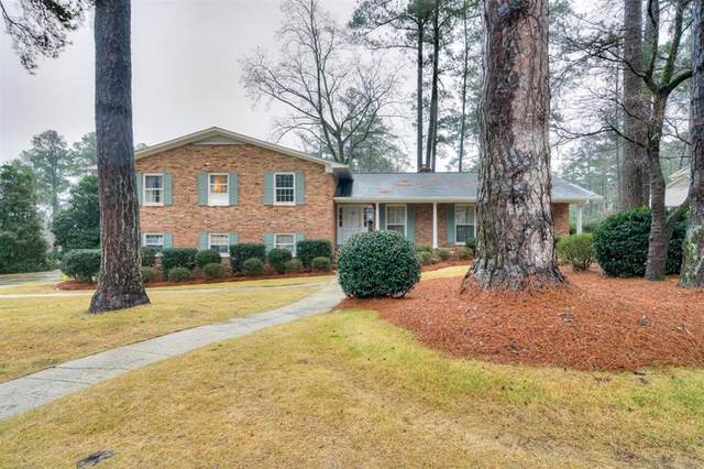 808 Carriage Court, Augusta, GA 30909 (MLS #466146) :: Shannon Rollings Real Estate