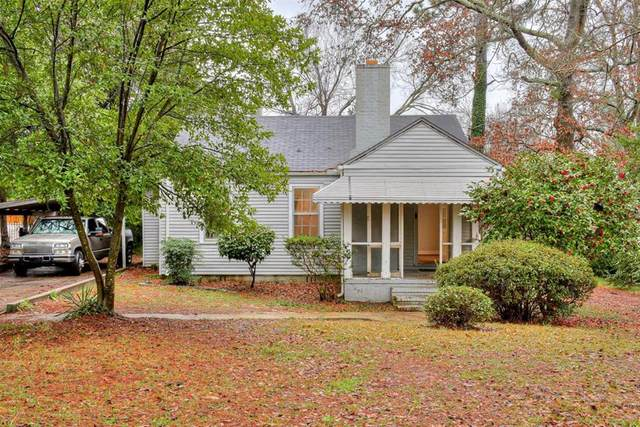 1742 Pine Tree Road, Augusta, GA 30904 (MLS #466193) :: Better Homes and Gardens Real Estate Executive Partners