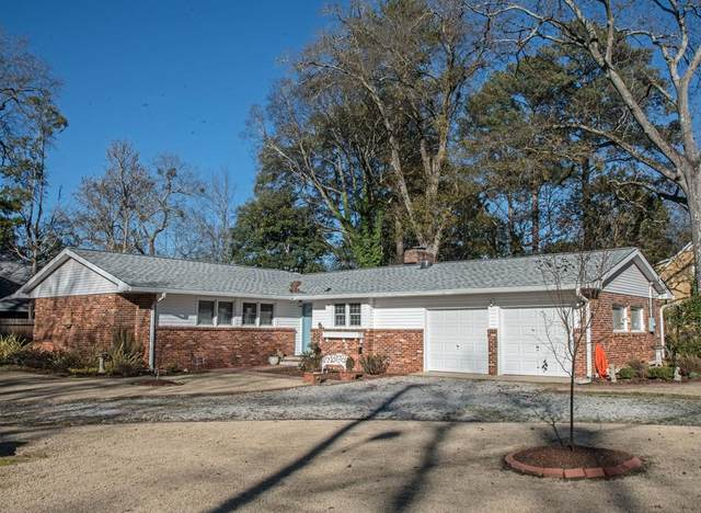 598 Powderhouse Road, Aiken, SC 29801 (MLS #466219) :: Young & Partners