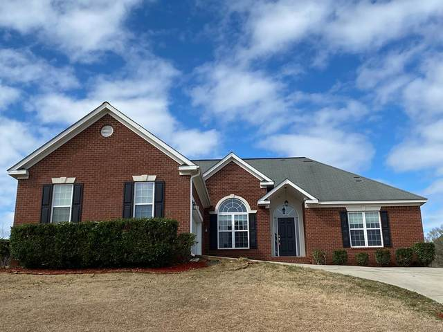 4858 Sommerset Drive, Evans, GA 30809 (MLS #466239) :: Better Homes and Gardens Real Estate Executive Partners