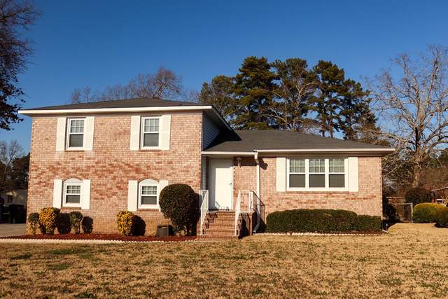 4043 Raintree Drive, Martinez, GA 30907 (MLS #466246) :: Shannon Rollings Real Estate