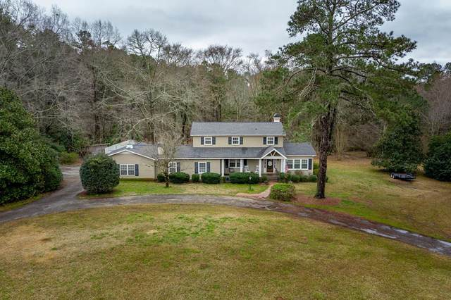 168 Huntington Road Ne, Thomson, GA 30824 (MLS #466268) :: Melton Realty Partners