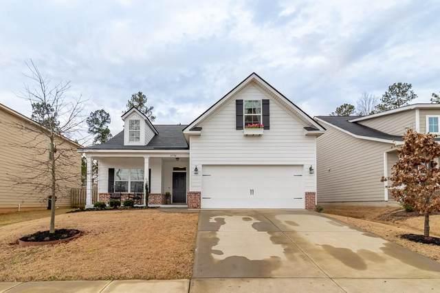 5798 Whispering Pines Way, Evans, GA 30809 (MLS #466300) :: Tonda Booker Real Estate Sales