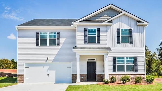 453 Furlough Drive, Augusta, GA 30909 (MLS #466326) :: RE/MAX River Realty