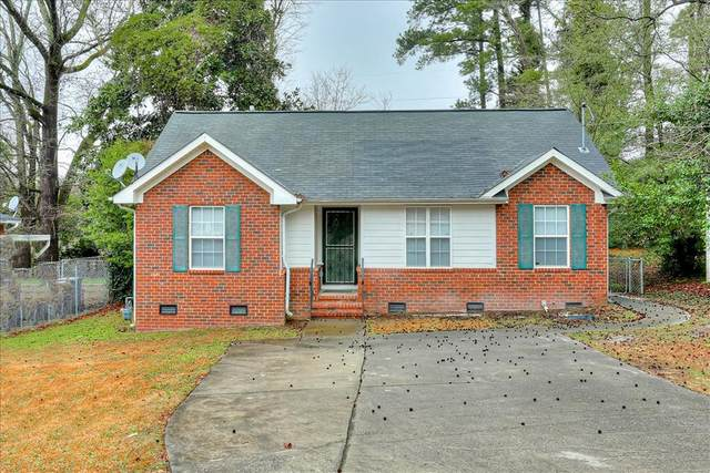 2719 Royal Street, Augusta, GA 30909 (MLS #466328) :: Better Homes and Gardens Real Estate Executive Partners