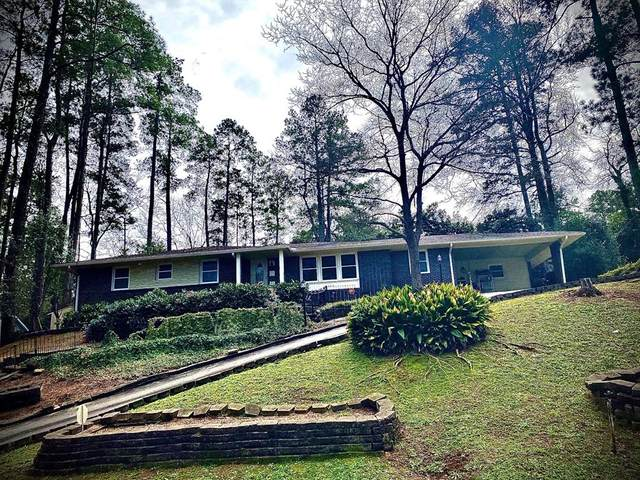 2329 Overton Road, Augusta, GA 30904 (MLS #466333) :: Shannon Rollings Real Estate