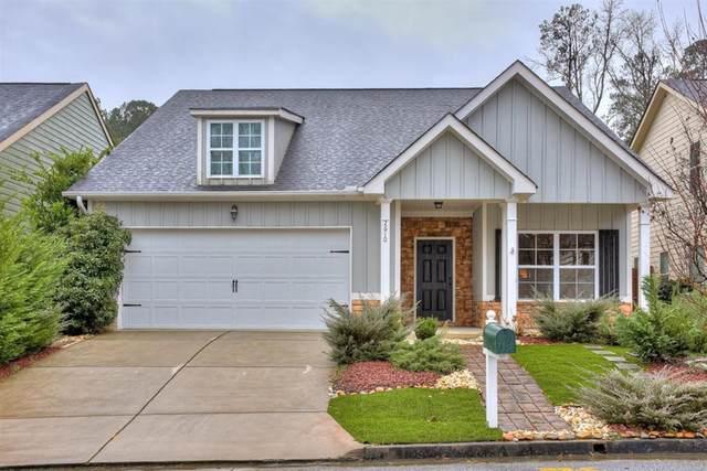 2610 Sherborne Court, Augusta, GA 30909 (MLS #466334) :: RE/MAX River Realty