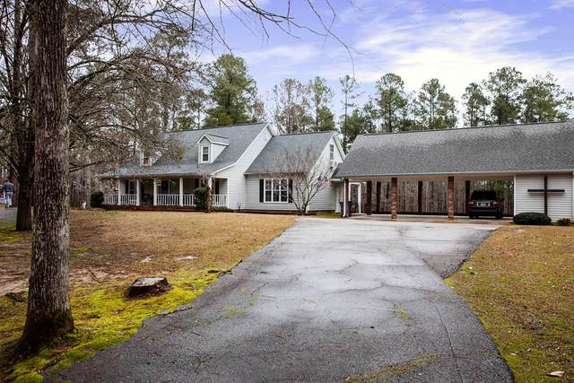 3767 Keg Pointe Road, Appling, GA 30802 (MLS #466346) :: The Starnes Group LLC