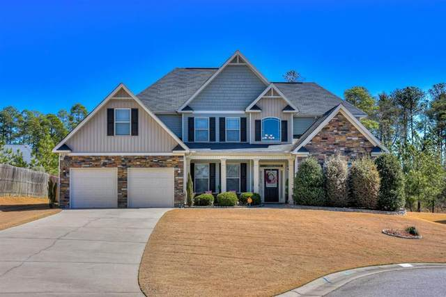 4830 Apple Court, Augusta, GA 30909 (MLS #466375) :: RE/MAX River Realty