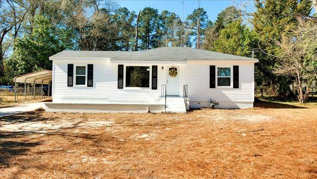 1939 Fairway, Augusta, GA 30906 (MLS #466392) :: Shaw & Scelsi Partners