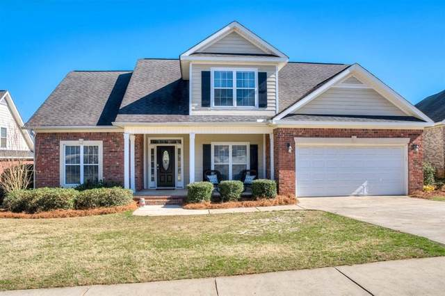 670 Cornerstone Place, Evans, GA 30809 (MLS #466396) :: Southeastern Residential