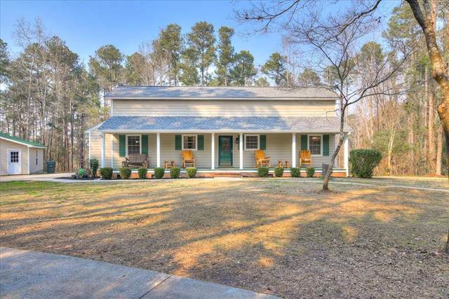 6 Gregory Court, North Augusta, SC 29860 (MLS #466448) :: For Sale By Joe | Meybohm Real Estate