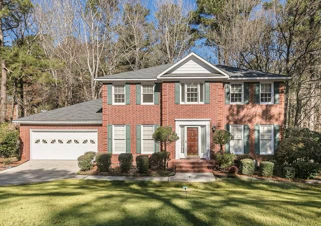 516 Brandermill Road, Evans, GA 30809 (MLS #466452) :: Melton Realty Partners