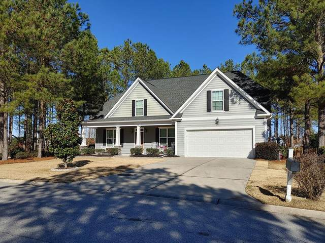 7011 Wethersfield Drive, Aiken, SC 29801 (MLS #466459) :: Better Homes and Gardens Real Estate Executive Partners