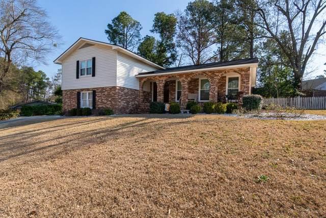 520 Ashland Drive, Augusta, GA 30909 (MLS #466462) :: RE/MAX River Realty