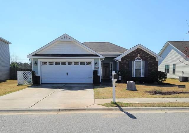 1083 Rosland Circle, Augusta, GA 30909 (MLS #466464) :: RE/MAX River Realty