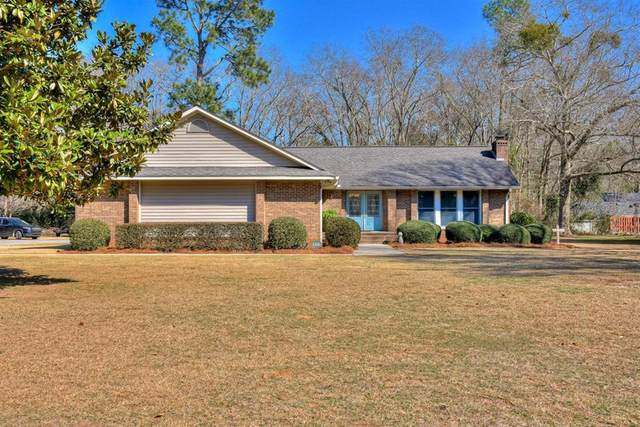 322 Hermitage Lane, North Augusta, SC 29860 (MLS #466466) :: Melton Realty Partners
