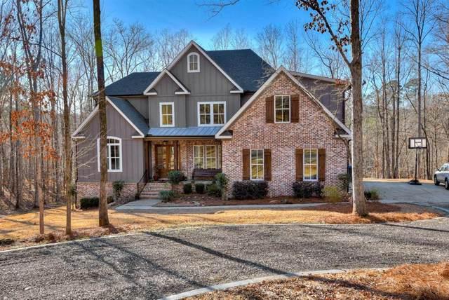 649 Bent Creek Drive, Evans, GA 30809 (MLS #466494) :: RE/MAX River Realty