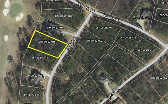 Lot 18 Oreda Place, McCormick, SC 29835 (MLS #466514) :: Southeastern Residential