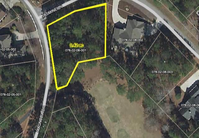 Lot 1 Jasmine Lane, McCormick, SC 29835 (MLS #466515) :: Southeastern Residential