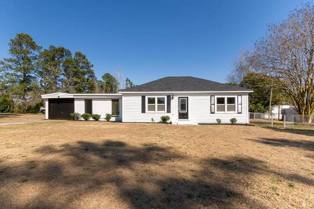 519 Pearson Avenue, North Augusta, SC 29841 (MLS #466522) :: Tonda Booker Real Estate Sales
