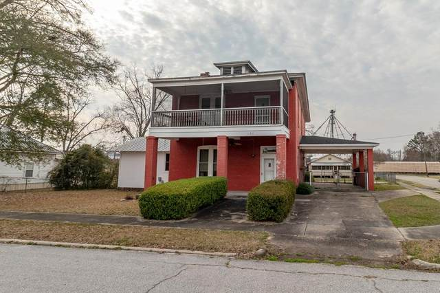191 Trout Street, Midville, GA 30441 (MLS #466524) :: Shaw & Scelsi Partners