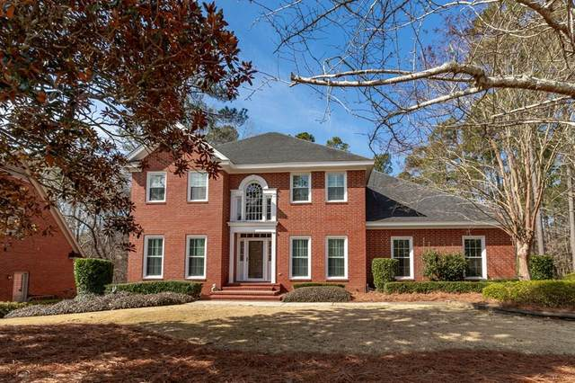 5 Creek View Court, North Augusta, SC 29841 (MLS #466526) :: Melton Realty Partners