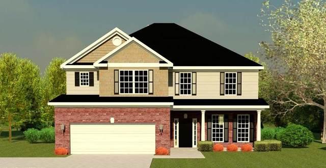 2334 Bundoran Drive, Grovetown, GA 30813 (MLS #466542) :: RE/MAX River Realty