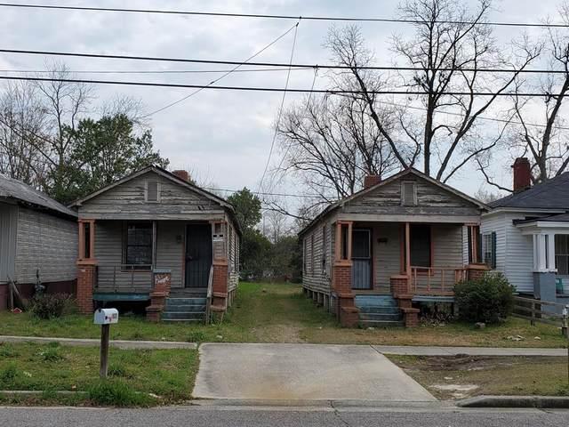 1632 Mill Street, Augusta, GA 30901 (MLS #466557) :: Young & Partners