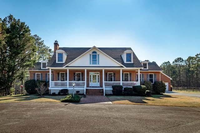 2115 Foster Sprouse Road, Thomson, GA 30824 (MLS #466559) :: Shannon Rollings Real Estate