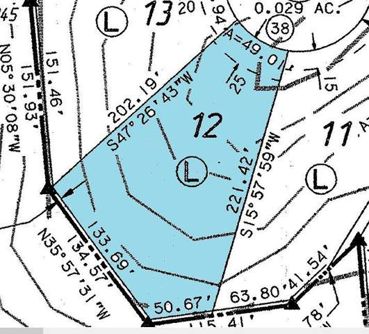 LOT 12 Stafford Place, McCormick, SC 29835 (MLS #466566) :: Southeastern Residential