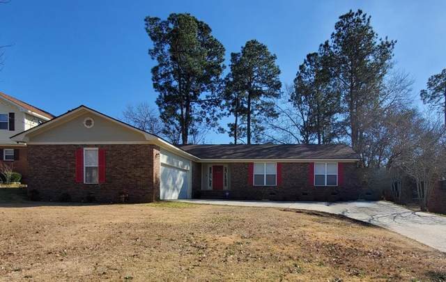 4122 Pinnacle Pines Court, Hephzibah, GA 30815 (MLS #466573) :: Shaw & Scelsi Partners