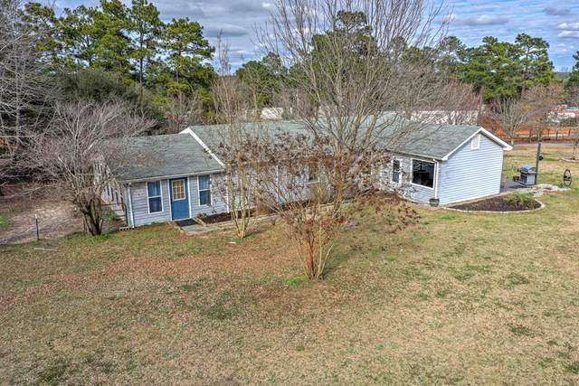 1268 Powell Pond Road, Aiken, SC 29801 (MLS #466594) :: Tonda Booker Real Estate Sales