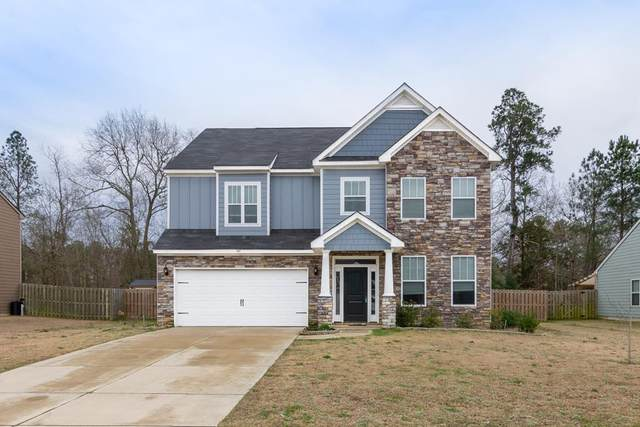 141 Beallwood Drive, Harlem, GA 30814 (MLS #466601) :: The Starnes Group LLC