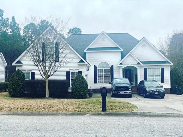 240 Plantation Drive, Aiken, SC 29803 (MLS #466616) :: Melton Realty Partners