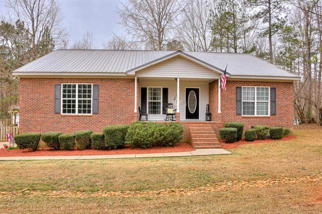 6900 Hinton Woods Drive, Harlem, GA 30814 (MLS #466625) :: The Starnes Group LLC