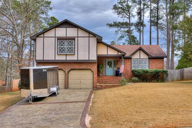 126 Maple Creek Drive, Augusta, GA 30907 (MLS #466634) :: Shannon Rollings Real Estate