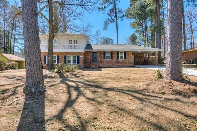1712 Goshen  Road, Augusta, GA 30906 (MLS #466636) :: Shannon Rollings Real Estate