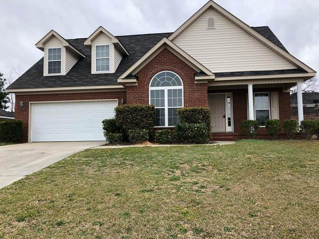4517 Logans Way, Augusta, GA 30909 (MLS #466642) :: Shaw & Scelsi Partners