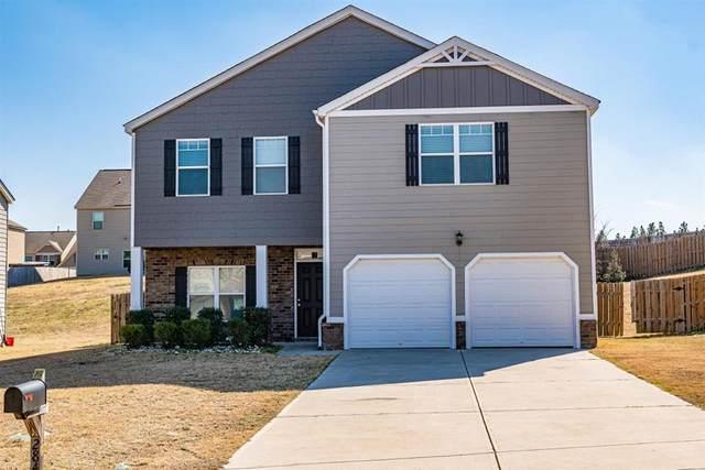284 Fioli Circle, Graniteville, SC 30809 (MLS #466645) :: McArthur & Barnes Partners | Meybohm Real Estate