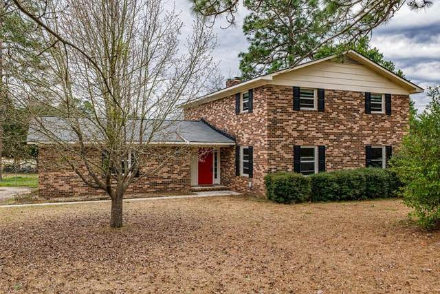 214 Patricia Drive, North Augusta, SC 29841 (MLS #466651) :: Rose Evans Real Estate
