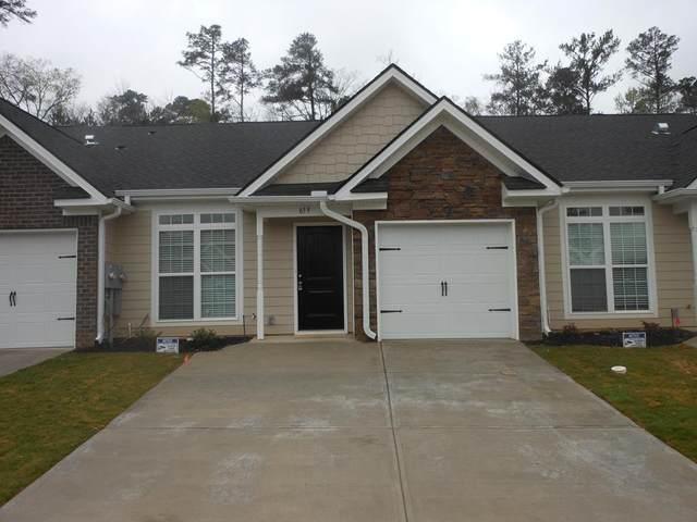 639 Vista Lane, Grovetown, GA 30813 (MLS #466656) :: RE/MAX River Realty