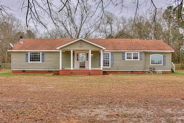 3858 Old Waynesboro Road, Augusta, GA 30906 (MLS #466662) :: McArthur & Barnes Partners | Meybohm Real Estate