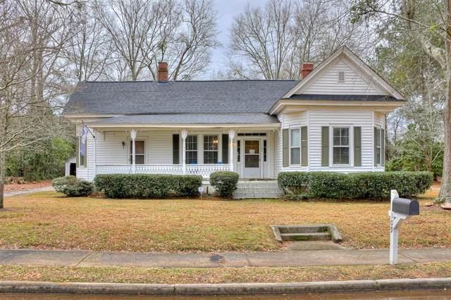 109 Calhoun, Johnston, SC 29832 (MLS #466672) :: Shaw & Scelsi Partners