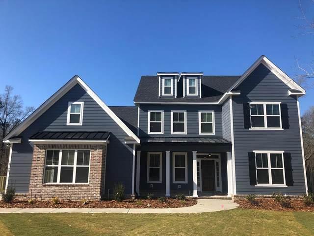 702 Nuttall Street, Evans, GA 30809 (MLS #466674) :: McArthur & Barnes Partners | Meybohm Real Estate