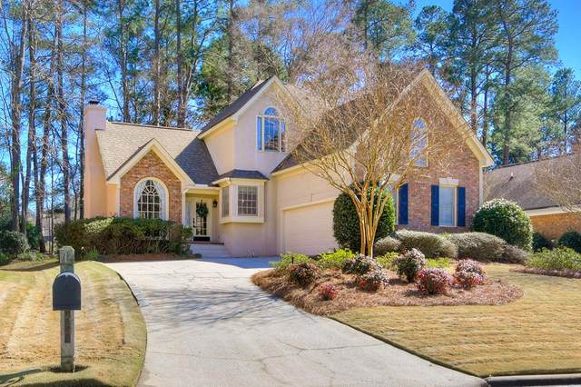 816 Park Chase Drive, Evans, GA 30809 (MLS #466678) :: Shannon Rollings Real Estate
