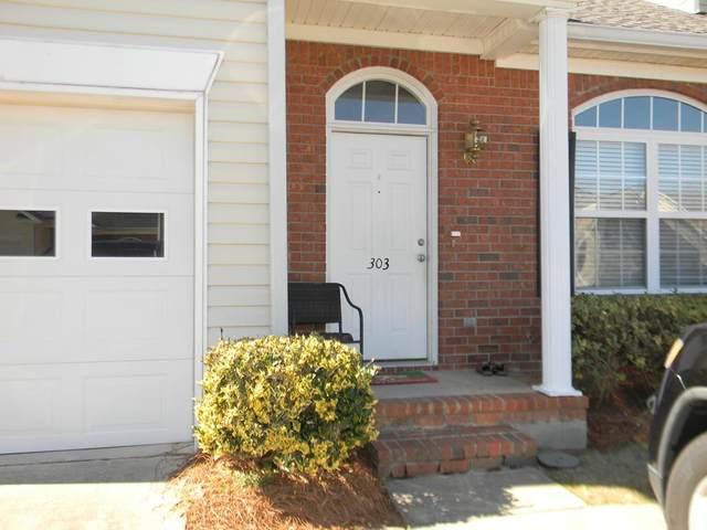 303 Hogan Way, Evans, GA 30809 (MLS #466695) :: Shannon Rollings Real Estate