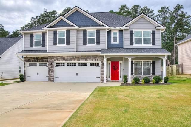 733 Houston Lake Drive, Evans, GA 30809 (MLS #466696) :: Shannon Rollings Real Estate