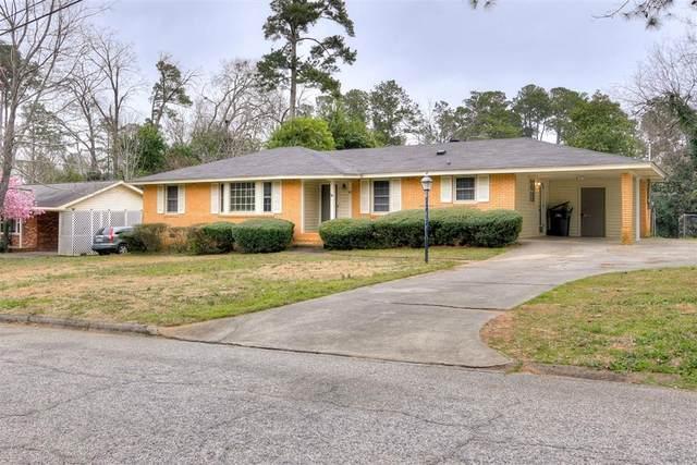 1110 Glenwood Drive, Augusta, GA 30904 (MLS #466697) :: Shannon Rollings Real Estate